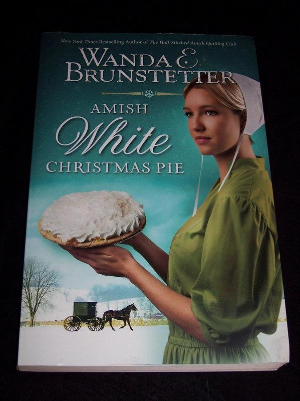 White Christmas Pie.Amish White Christmas Pie By Wanda Brunsetter Shopthekloset
