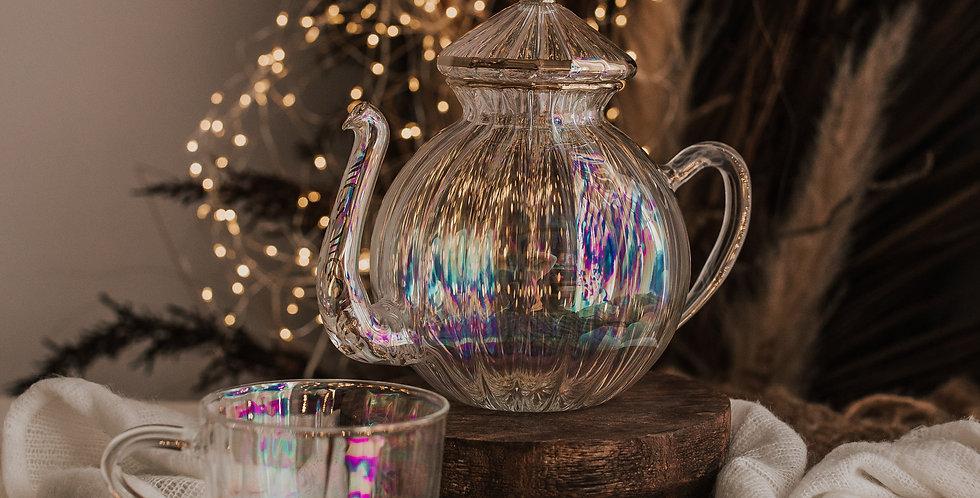 Iridescent Tea Set