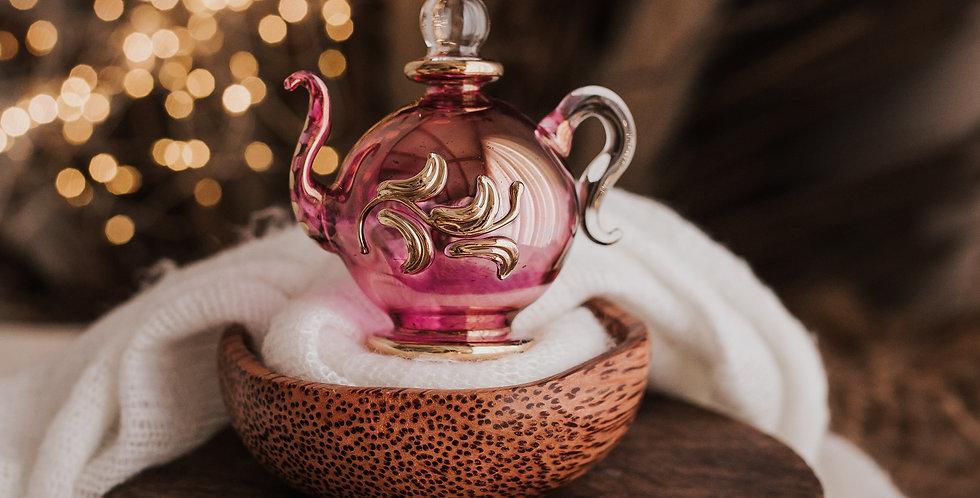 Pink Teapot Bauble