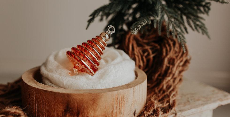 Amber Modern Christmas Tree