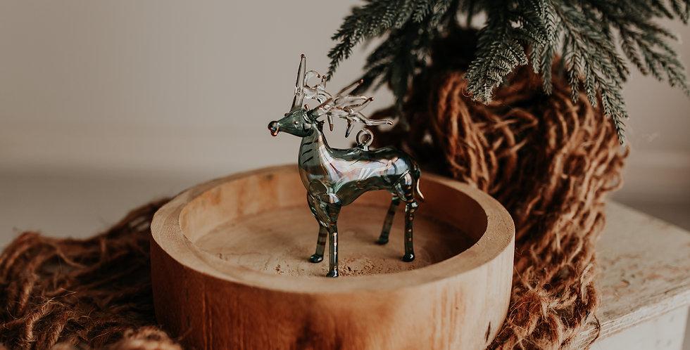 Green Reindeer