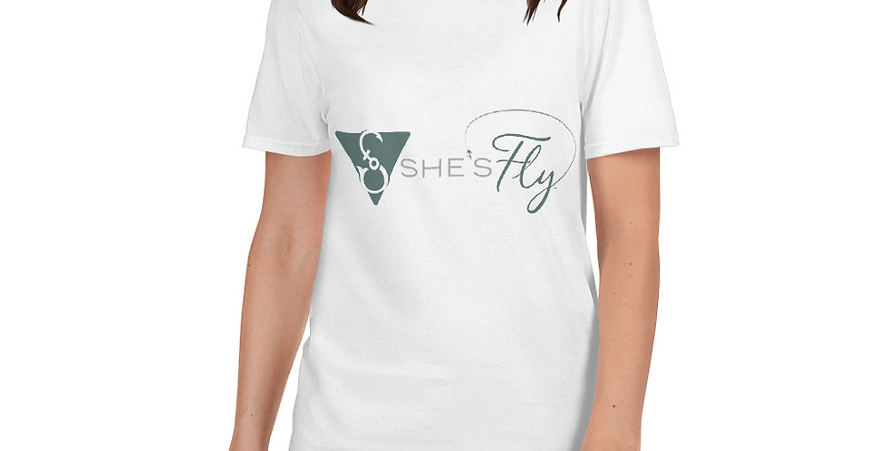 She's Fly Unisex Short-Sleeve T-Shirt