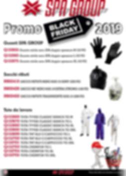 13 Promo BLACK FRIDAY 2019 Guanti sacchi
