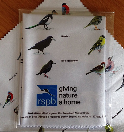RSPB Cleaning Cloth