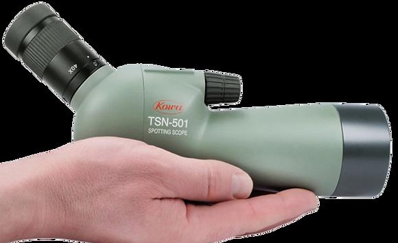 Kowa TSN-501 20-40x angled spotting scope