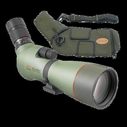 Kowa TSN-773 angled spotting scope KIT 1