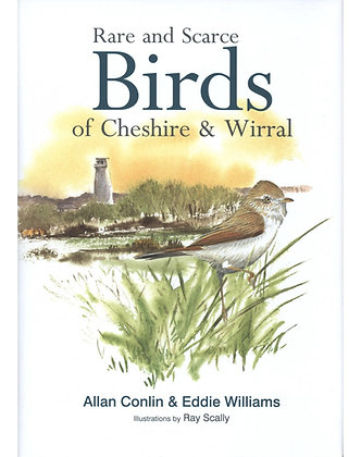Rare and Scarce Birds of Cheshire & Wirral