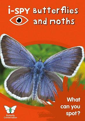 i-Spy Butterflies & Moths