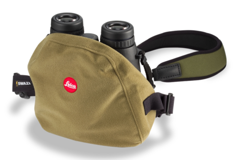 """SWAZI FOR LEICA"" BINOCULAR EVER-READY COVER FOR BINOCULARS"