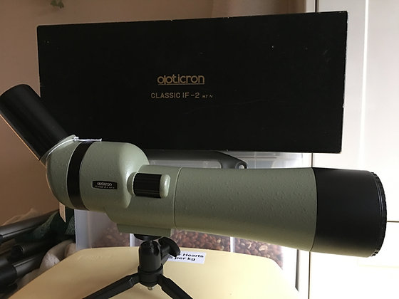 Opticron Classic IF-2 75 Boxed (Mint++)