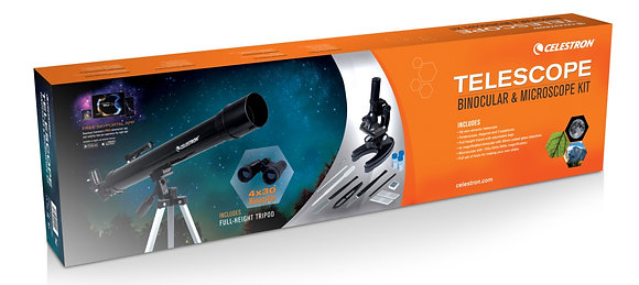 Telescope/Microscope/Binocular Kit