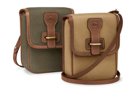 ANEAS FOR LEICA BINOCULAR BAGS Elegant and particularly hard-wearing