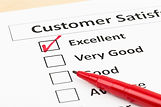 Customer satisfaction survey checkbox wi