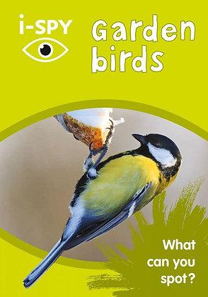 i-Spy Garden Birds