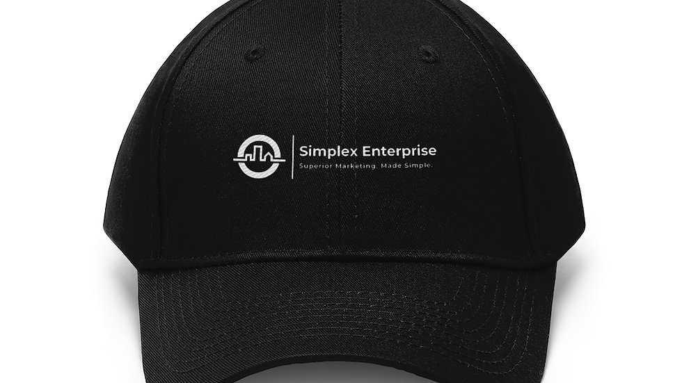 Men/Women Twill Hat