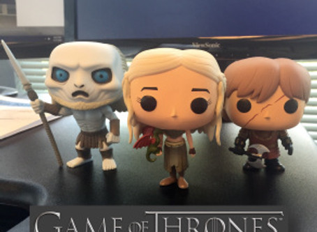 """Four Lessons from """"Game of Thrones"""" for the Office"""