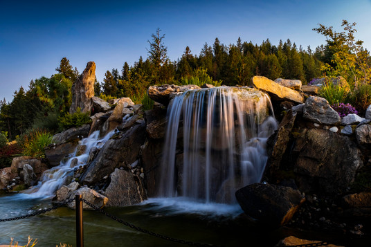 Coeur d'Alene waterfall ND filter sml.jp