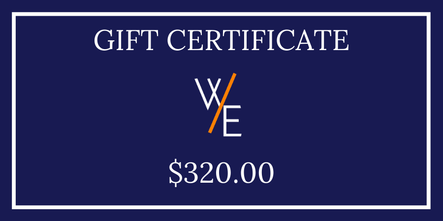 Gift Certificate (2)