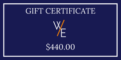 Gift Certificate (3)