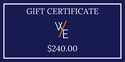 Gift Certificate (1)
