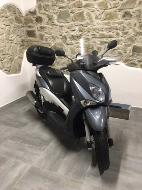 Yamaha X-City 2007