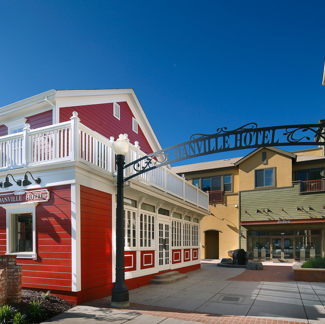 Danville Town Center | Danville, CA