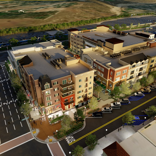 Newhall Mixed-Use | Newhall, CA