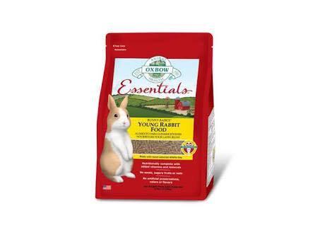 อาหารกระต่ายเด็ก Oxbow 2.25กิโลกรัม