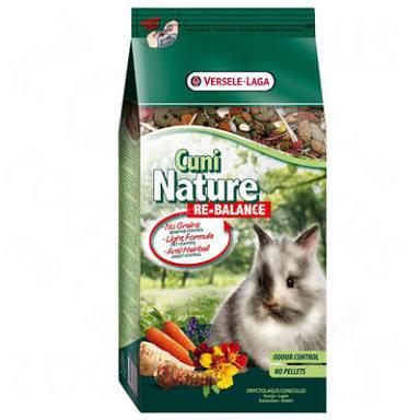 อาหารกระต่าย คูนิ รีบาลานซ์ 2.5กิโลกรัม