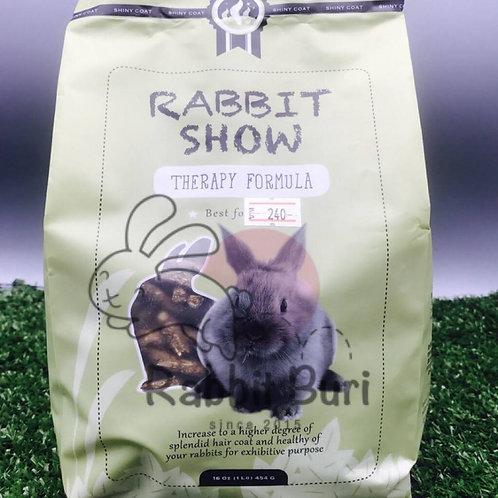 อาหารกระต่าย Rabbit show