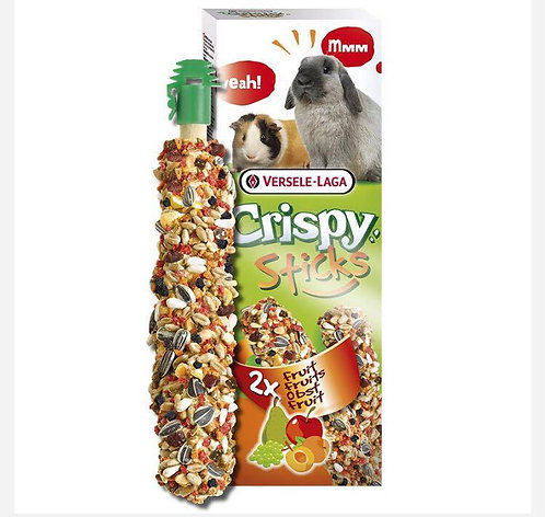 Crispy Stick ขนมแท่งรสผลไม้รวม