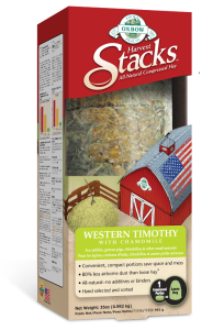 Oxbow's Harvest Stacks – Western Timothy with Chamomile