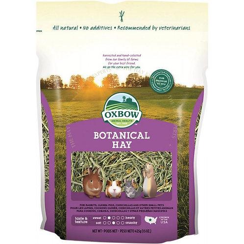 หญ้า Oxbow Botanical (ทิโมธีอบสมุนไพร)