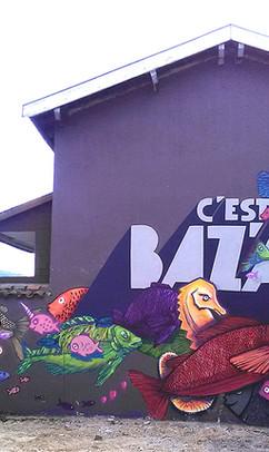 """festival """"c'est quoi ce baz'art"""""""