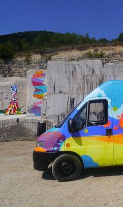 Street Art on the Roc 2016
