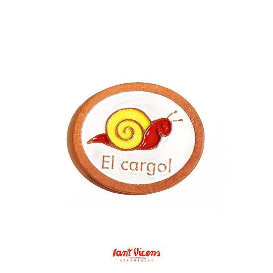 Magnet El cargol