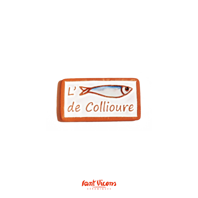 """""""l'anchois de Collioure"""""""