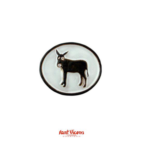 Magnet burro
