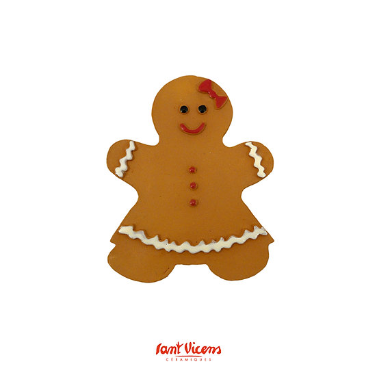 Gingerbread fille