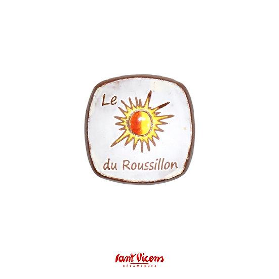 Coupelle «le soleil du Roussillon»