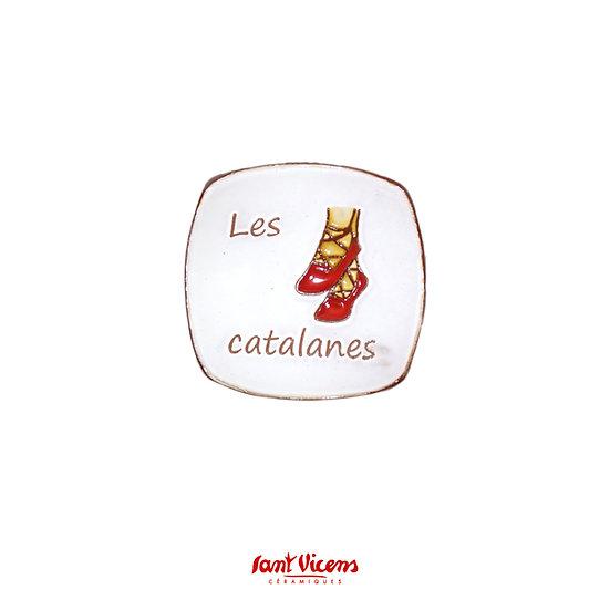 Coupelle «les vigatanes catalanes»