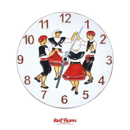 Horloge sardane