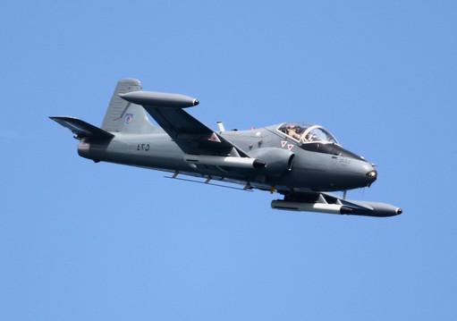 BAC Strikemaster Mk82A