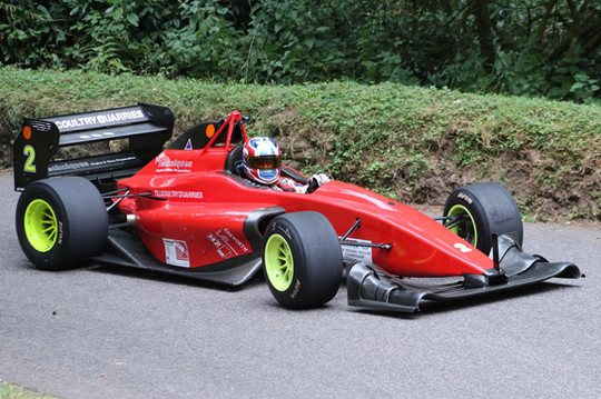 3.3 Gould-Cosworth XD GR59 - Wallace Menzies