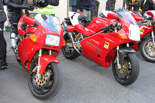 Ducati's