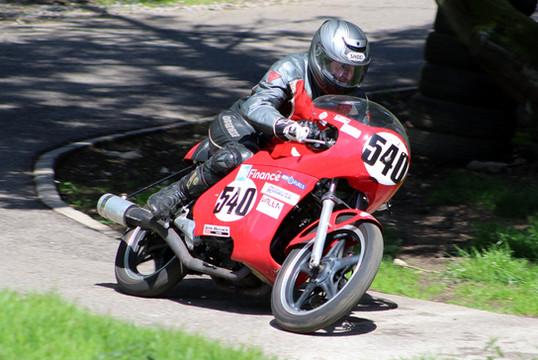 Honda - Alan Rive