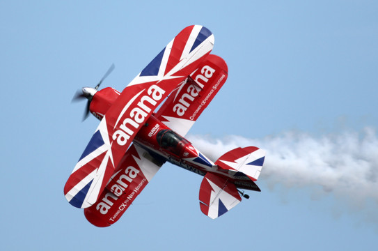 Pitts Special S1-S - Rich Goodwin