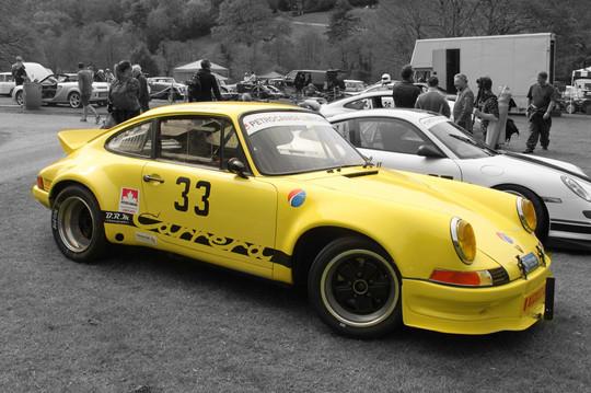 Porsche 911 RSR - Paul Howells