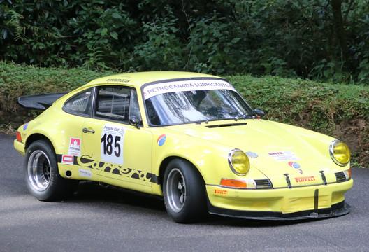 Porsche 911 RSR -Paul Howells