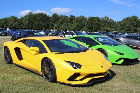 Lamborghini Aventador & Huracan